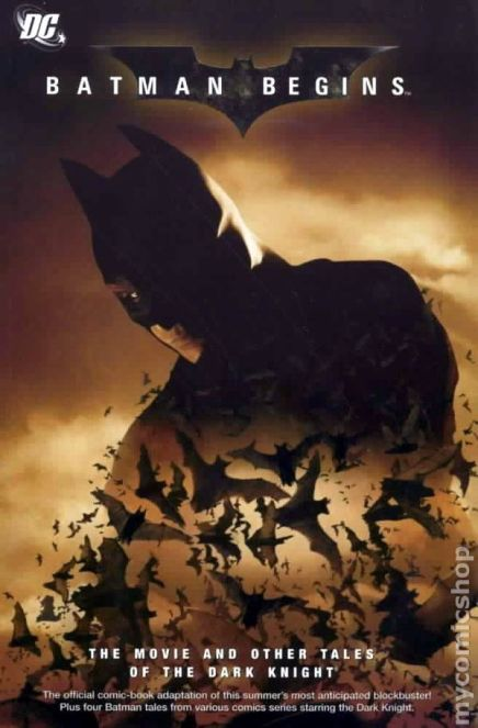 So Sayeth the Odinson:  Batman Begins Ten Years Later: The Odinson Revisits the Nolan Trilogy