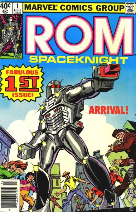 So Sayeth the Odinson:  It's Time Once Again for the Odinson's Annual (10 years straight and running) Shout-Out to a Sorely Missed Hero – ROM Spaceknight