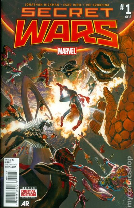 So Sayeth the Odinson:  Marvel Comics Celebrates the 30th Anniversary of Secret Wars