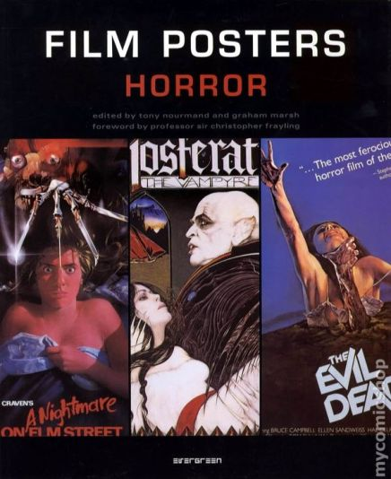 So Sayeth the Odinson:  The Odinson's Countdown to Halloween – Part 4 of 4: The Odinson's Favorite Horror in PopCulture