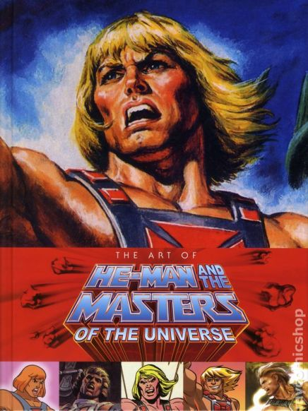 So Sayeth the Odinson:  He-Man and the Masters of the Universe: ARetrospective