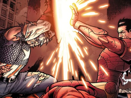 So Sayeth the Odinson: The Odinson Reviews Captain America: CivilWar