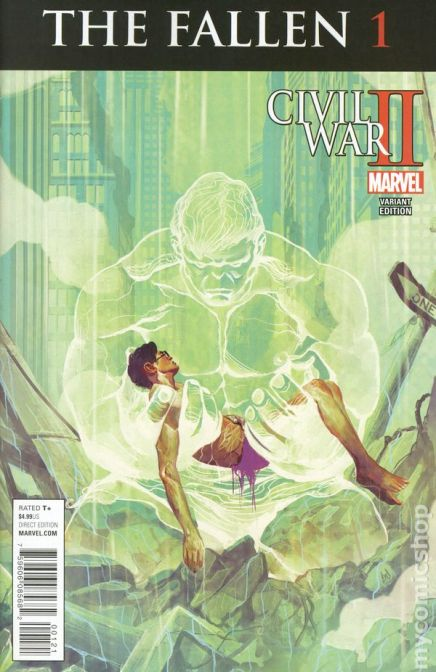 New Comics Week 8/17/16: In Which We Can Finally Address Our Grief Over the Death of theHulk