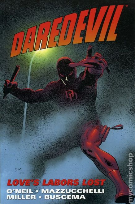 So Sayeth the Odinson: The Odinson's Top 5 Daredevil Runs