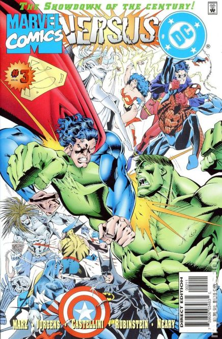 So Sayeth the Odinson: Marvel vs. DC: Part II – The Sequel We Both Deserve and Need