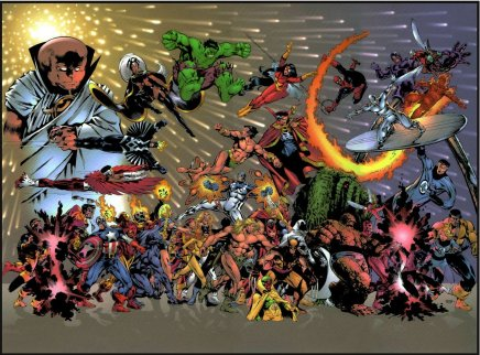 So Sayeth the Odinson: The Odinson Takes a Look Back at the First Generation of Fans Turned Creators: Marvel Comics: Part 1 of2