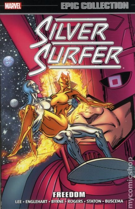So Sayeth the Odinson: The Odinson Takes a Look at One of His Favorite Silver Surfer Tales