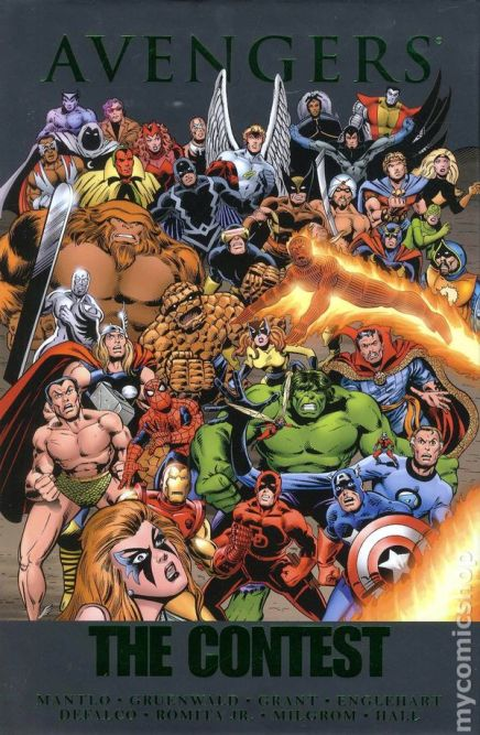 So Sayeth the Odinson: The Odinson Celebrates the 35th Anniversary of the Very First Marvel Limited Series/Big Event: Contest ofChampions