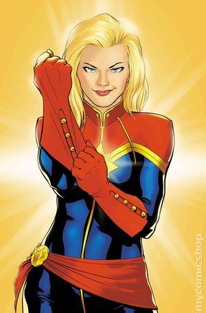 So Sayeth the Odinson: Character Spotlight on Captain Marvel: CarolDanvers