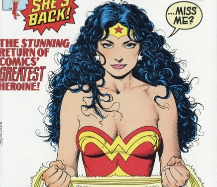New Comics Week 5/31/17: In Which I'm Just Gonna Gush About WonderWoman