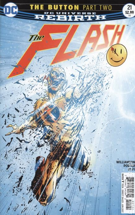 So Sayeth the Odinson: The Odinson Explores the Many Deaths of the Reverse-Flash