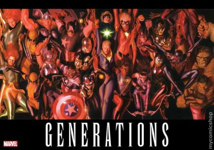 So Sayeth the Odinson: Marvel Generations: This is Why We Read Comics