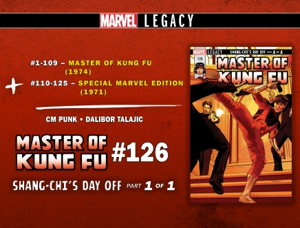 So Sayeth the Odinson:  Uh Oh!  A Snafu for Marvel Legacy Numbering?