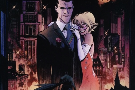New Comics Week 10/4/17: In Which the Joker is a Good Guy???