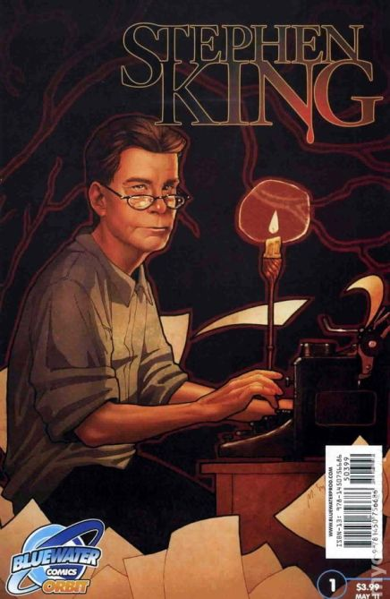 So Sayeth the Odinson: The Odinson's Top 10 Favorite Stephen King Horror Stories