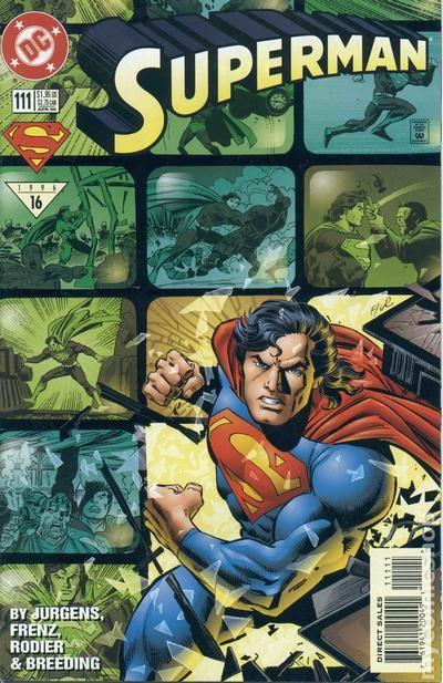 So Sayeth the Odinson: Have You Ever Wanted to Read Your Superman Comics in ChronologicalOrder?