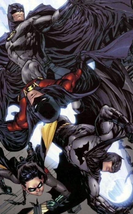 So Sayeth the Odinson: Batman Assembles: Part 2 of2