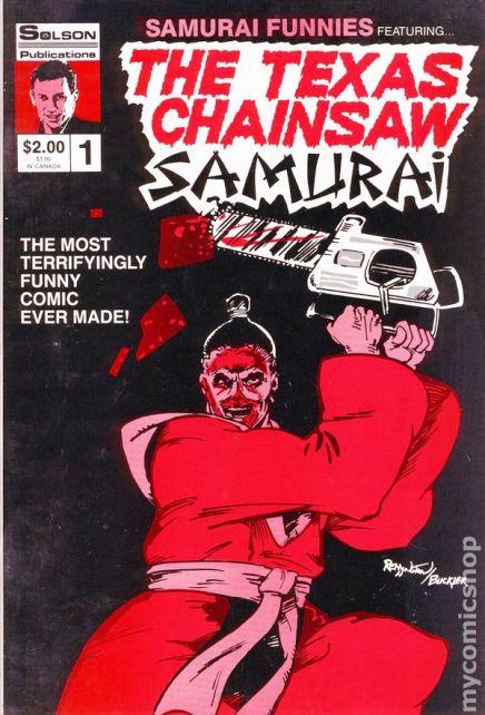 So Sayeth the Odinson: Cult Classics: The ComicsEdition