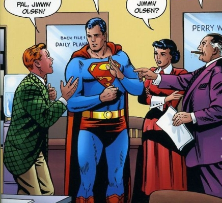 So Sayeth the Odinson: The Odinson's Favorite Supporting Casts in Comics: Part 1 of 4: Superman