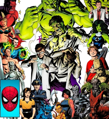 So Sayeth the Odinson: The Odinson's Favorite Supporting Casts in Comics: Part 2 of 4: Hulk