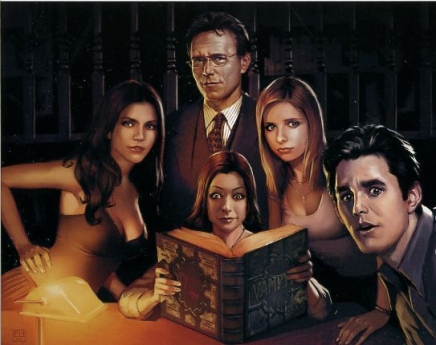 So Sayeth the Odinson: The Odinson's Favorite Supporting Casts in Comics:  Part 3 of 4: Buffy the Vampire Slayer