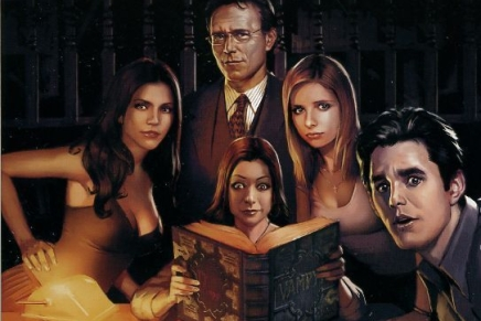 So Sayeth the Odinson: The Odinson's Favorite Supporting Casts in Comics:  Part 3 of 4: Buffy the VampireSlayer