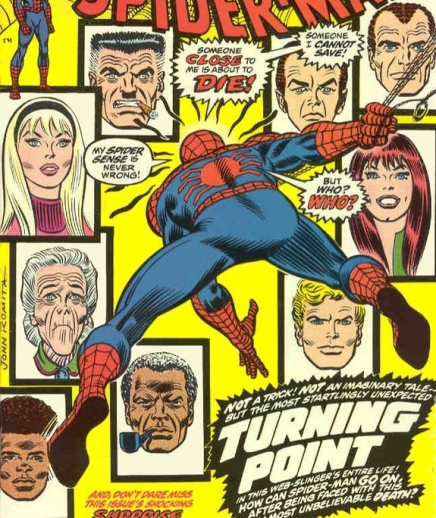 So Sayeth the Odinson: The Odinson's Favorite Supporting Casts in Comics: Part 4 of 4: Spider-Man