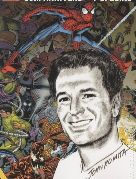 So Sayeth the Odinson: The Odinson's Top 10 Covers by John Romita,Jr.