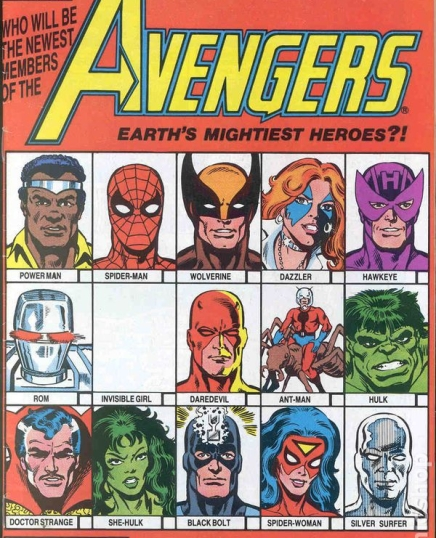 So Sayeth the Odinson: Assembling the Perfect Team of Heroes takes Balance andArchetypes