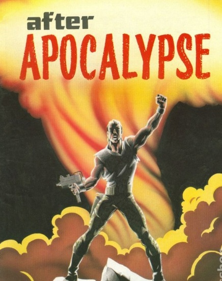 So Sayeth the Odinson: Countdown to Halloween 2018: Part 3 of 4: What's So Scary about theApocalypse?