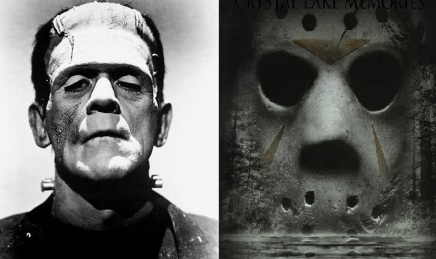 So Sayeth the Odinson: Countdown to Halloween: Part 1 of 4: The Universal Monsters vs. the Slashers of Horror