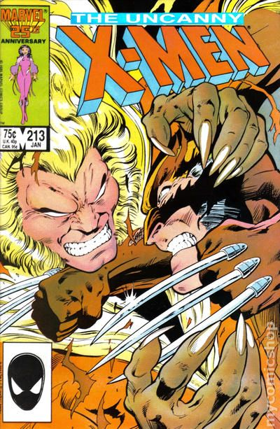 So Sayeth the Odinson: Great Rivalries in Comics History: Wolverine vs. Sabretooth