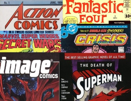 So Sayeth the Odinson: The Odinson's 13 Most Noteworthy Calendar Years in Comics History: Part 1 of 2