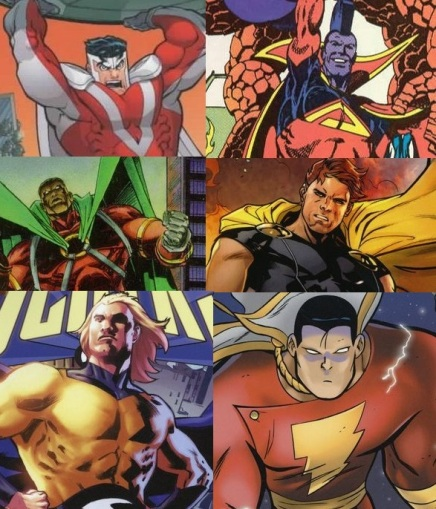 So Sayeth the Odinson: Who Will be the Last SUPER-Man Standing?