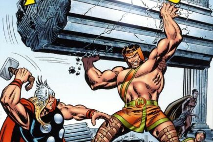 So Sayeth the Odinson: Great Rivalries in Comics History: Thor vs. Hercules