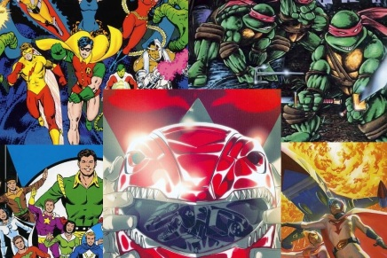 So Sayeth the Odinson: The Odinson's Top 10 Teen Super Teams