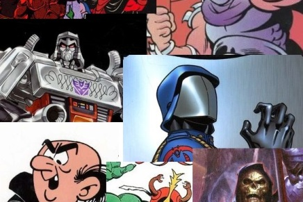 So Sayeth the Odinson: The Odinson's Top 10 Villains of 1980s Saturday Morning Cartoons