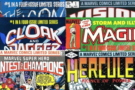 So Sayeth the Odinson: The Odinson Celebrates the Limited-Series: Part 1 – Marvel: 1980-1983