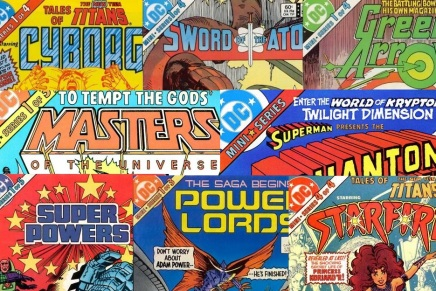 So Sayeth the Odinson: The Odinson's Must Read Limited-Series: Part 4 – DC:1980-1984