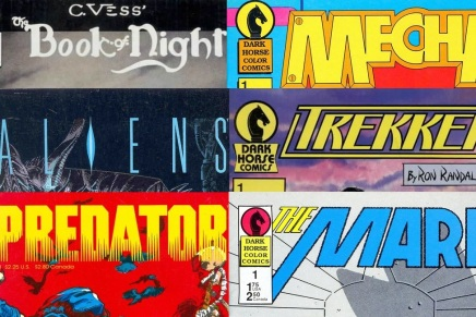 So Sayeth the Odinson: The Odinson Celebrates the Limited-Series: Part 8 of 8 – Dark Horse: The 1980s