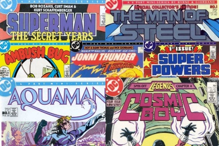 So Sayeth the Odinson: The Odinson Celebrates the Limited-Series: Part 5 – DC:1985-1986