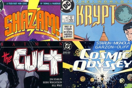 So Sayeth the Odinson: The Odinson Celebrates the Limited-Series: Part 6 – DC: 1987-1989 (1 of 2)