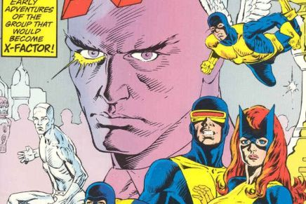 So Sayeth the Odinson: History of the X-Men: Part 1 of 6 – The Silver Age in 10Images