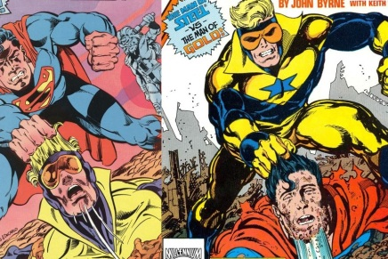 So Sayeth the Odinson: A Look at Comics History: Part 3 of 10 – Superman and Booster Gold