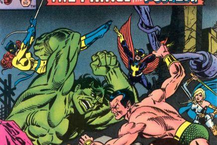 So Sayeth the Odinson: A Look at Comics History: Part 2 of 10 – Hulk andNamor