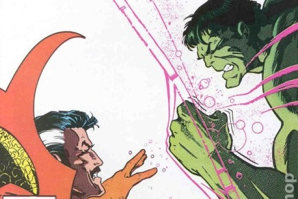 So Sayeth the Odinson: A Look at Comics History: Part 4 of 10 – Hulk and Doctor Strange