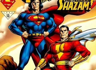 So Sayeth the Odinson: A Look at Comics History: Part 8 of 10 – Superman and Captain Marvel