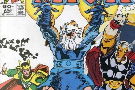 So Sayeth the Odinson: What if the Combatants of Secret Wars Never Returned: Part 1 of2