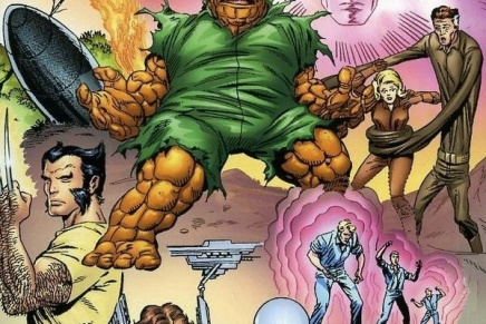 So Sayeth the Odinson: The Epochs of Marvel: Part 1 of3
