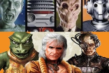 So Sayeth the Odinson: The Great Villain War of 2021: Star Trek vs. DoctorWho